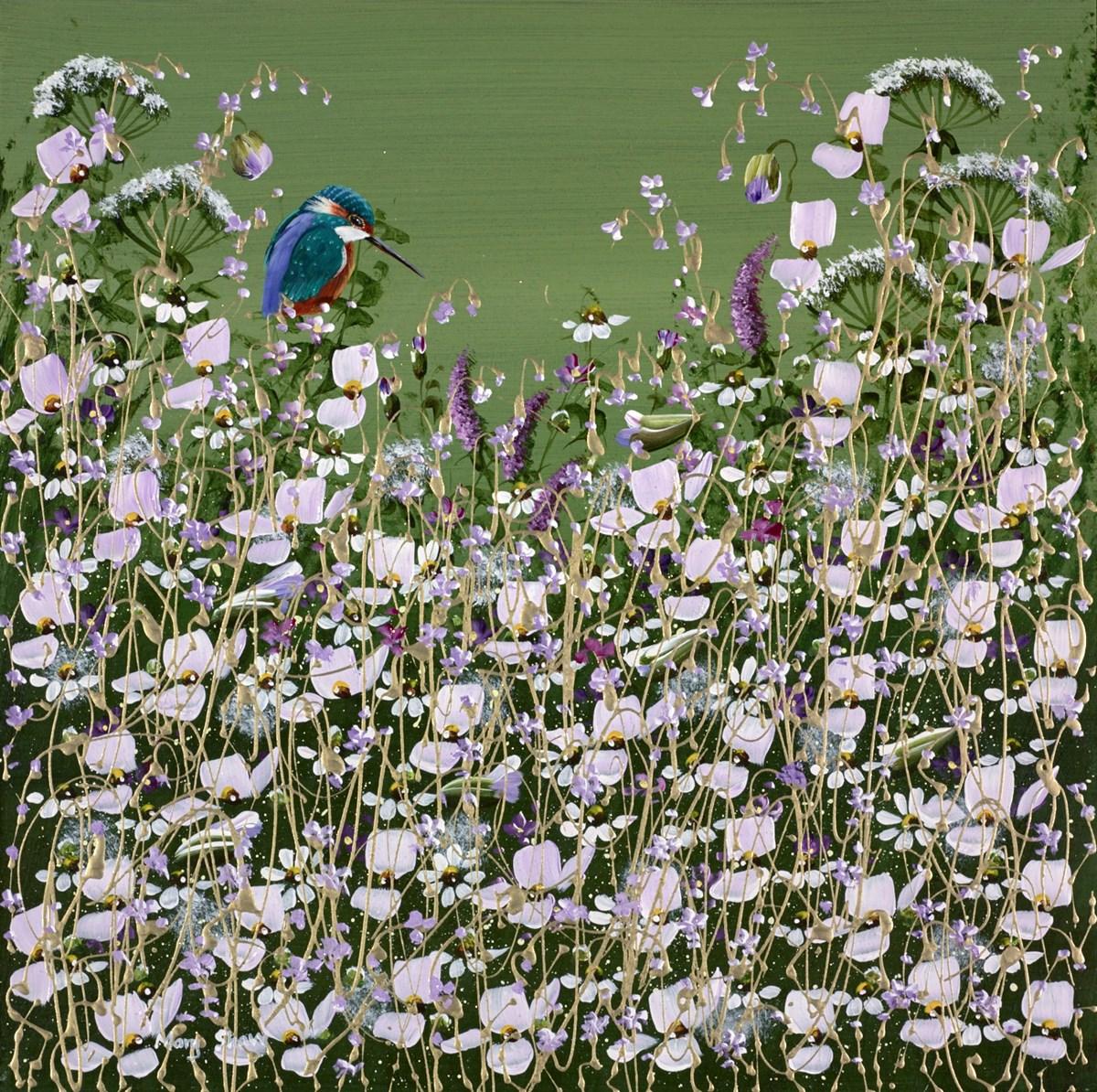 Beautiful Kingfisher III
